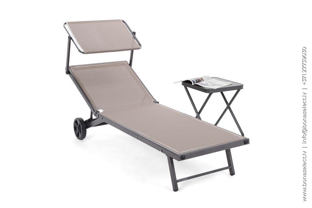 Sauļošanās krēsls Negril Ventura Set