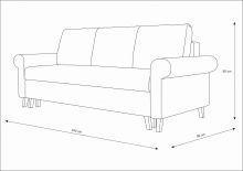 Oslo Sofa standard