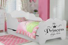 Anna Sleeping princess ar stelāžu