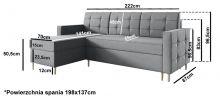 Corner 127 standard