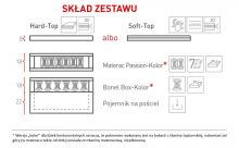 Korfu soft-top Standard