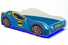 Car 2 Batcar ar LED un stelāžu