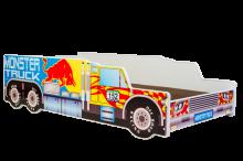 Riko Monster Truck ar stelāžu
