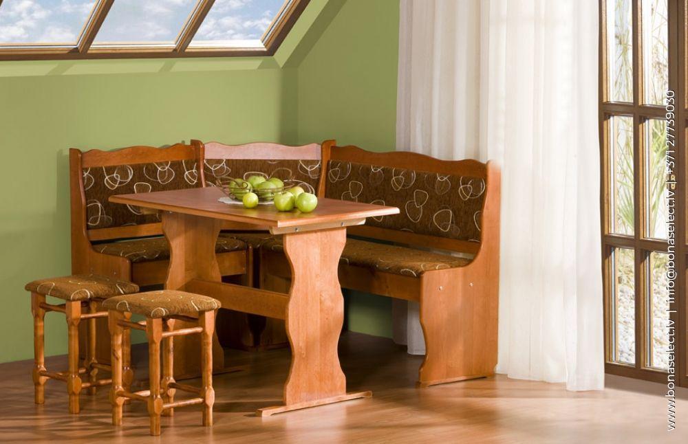 Virtuves stūra dīvāns Mini