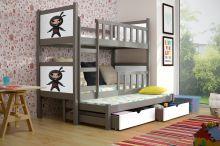 Pinokio 3 ar stelāžām