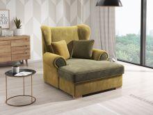 Mīksts krēsls   Gusto Longchair standard