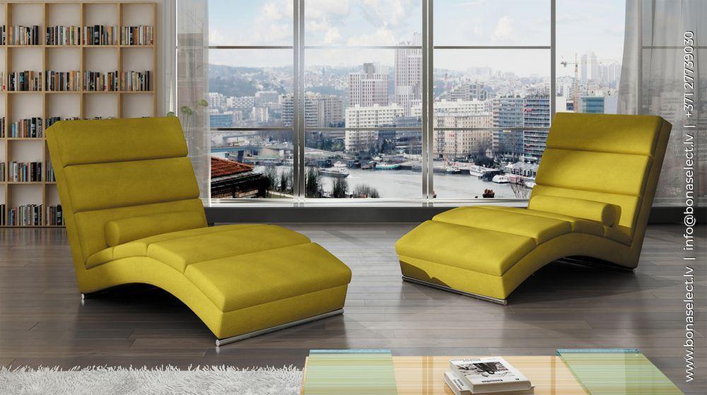 Sauļošanās krēsls Chicago Premium