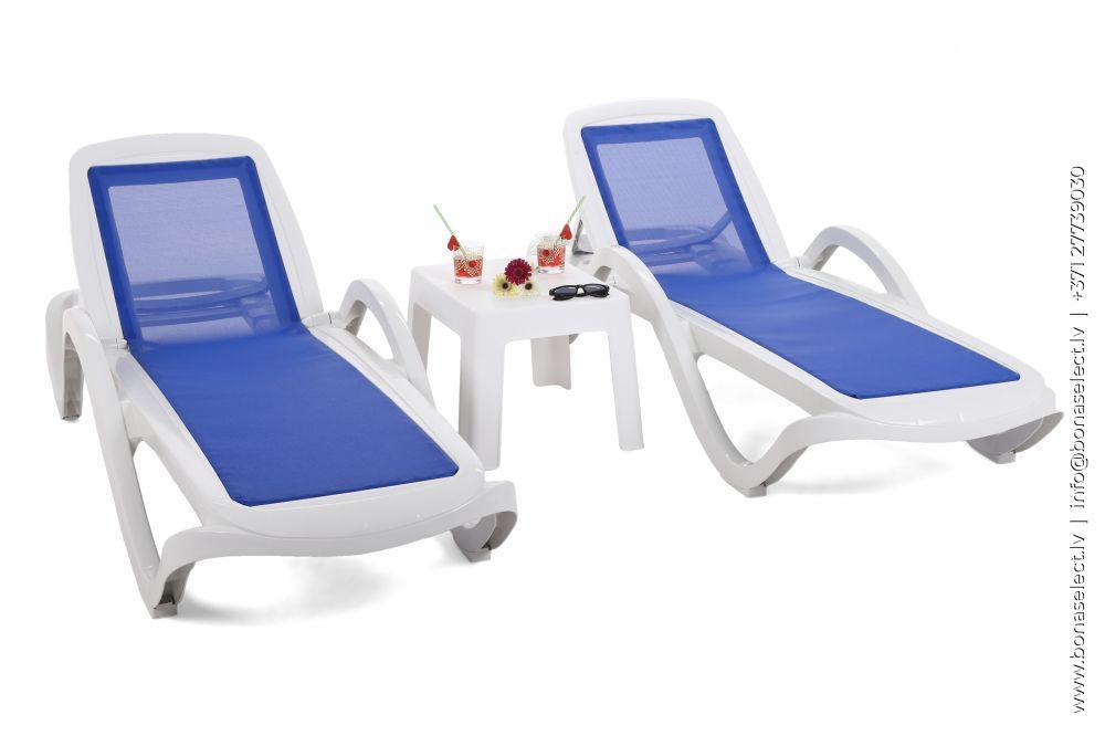 Sauļošanās krēsls Havana Premium Set