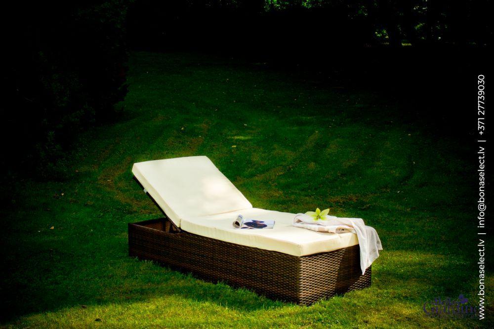 Sauļošanās krēsls Esigente