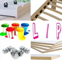 Happy Design Rungs ar stelāžu