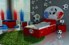 Soccer Standard Plus ar stelāžu
