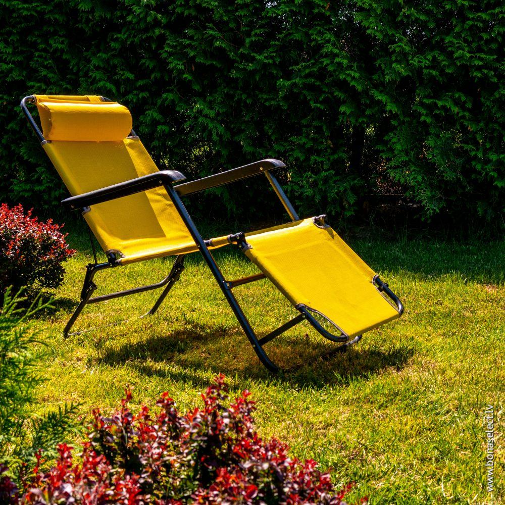 Sauļošanās krēsls Senator Comfort