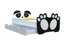 Panda ar stelāžu