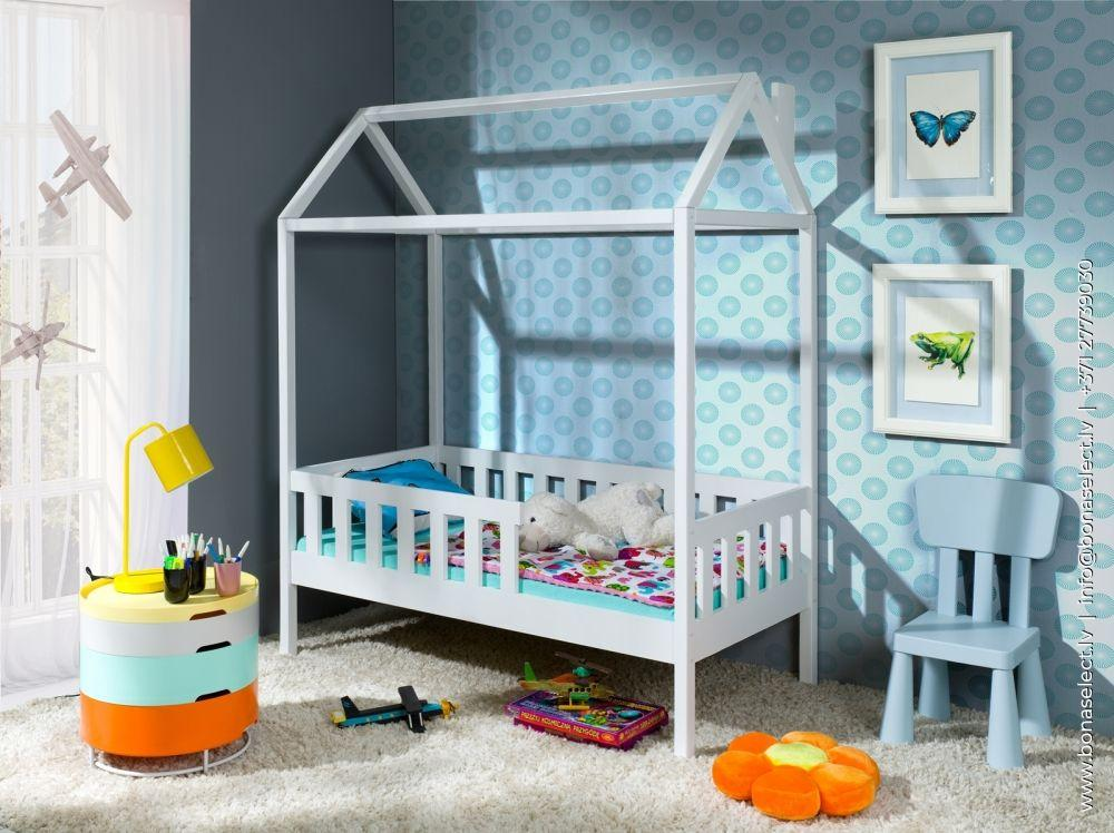 Bērnu gulta Domi