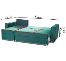 Corner 115 standard