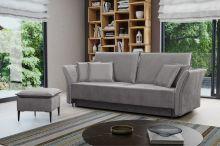 Bregi Sofa Black Standard