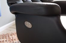 Calgary Comfort XL Black Standard