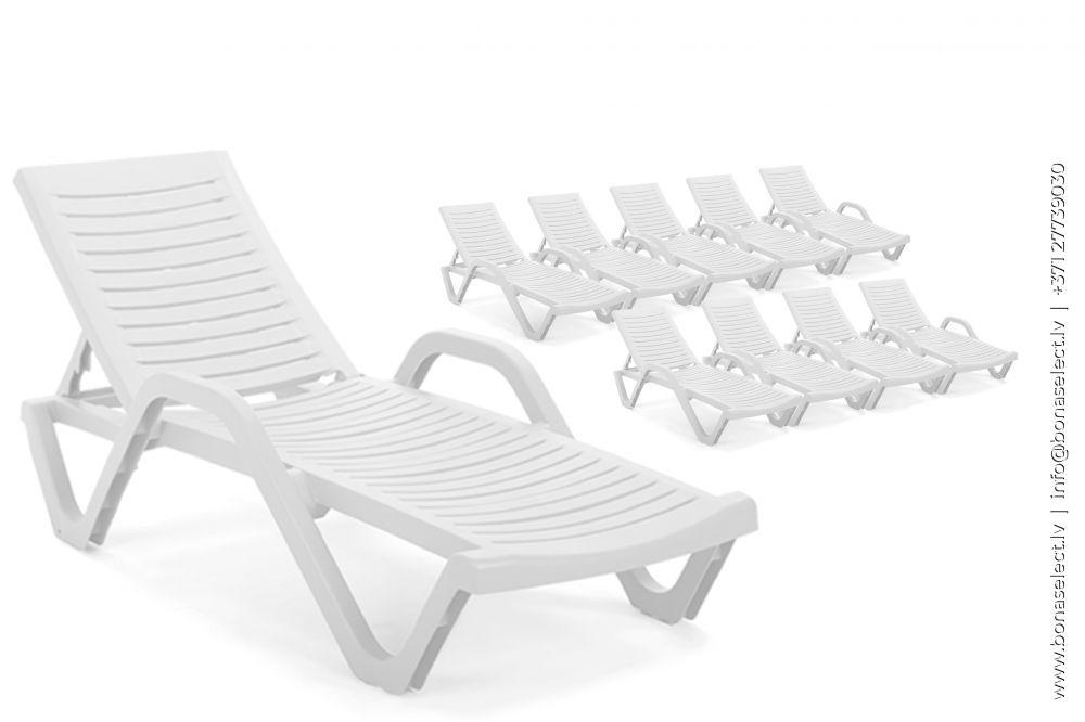 Sauļošanās krēsls Havana Set