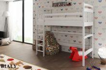Divstāvu gulta   Tess ar stelāžu