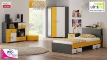 Yellow 19 ar stelāžu