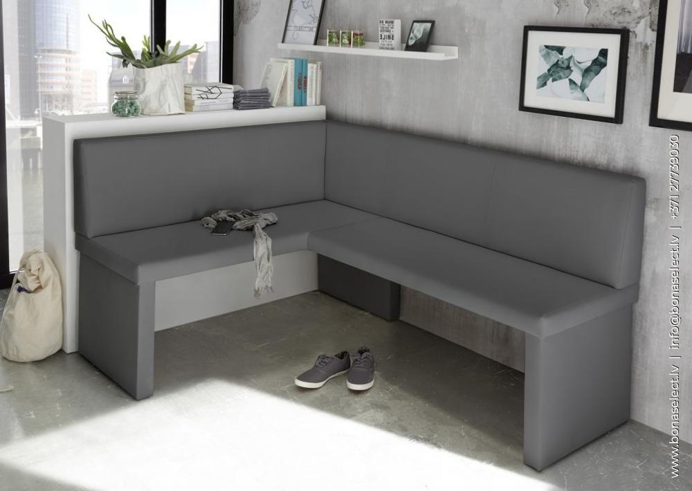 Virtuves stūra dīvāns Ela 128