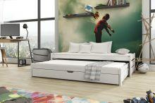 Divstāvu gulta   Anis ar stelāžām